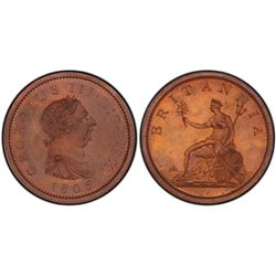 Great Britain 1806 Penny PR64