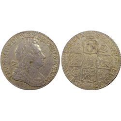Great Britain 1723 Shilling Au53