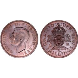 Great Britain 1950 Florin PR63