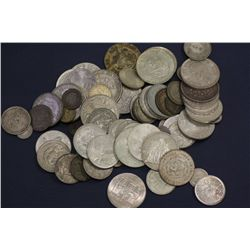 World Silver 1 KG, Nice lot with a good mix