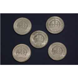 1937 Crowns