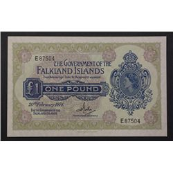 Falkland Island 1974 1 Pound