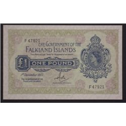 Falkland Island 1977 1 Pound