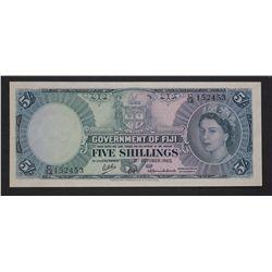 Fiji 1965 5 Shillings
