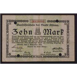 Germany 1918 10 Mark
