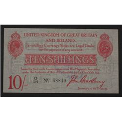 Great Britain 1914/15 10 Shillings