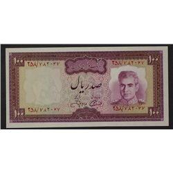 Iran 1973 100 Rials