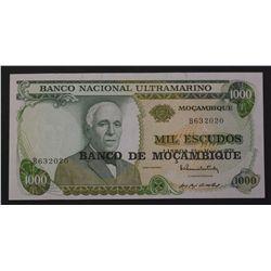Mozambique 1972 1000 Escudos