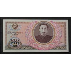 North Korea 1978 100 Won