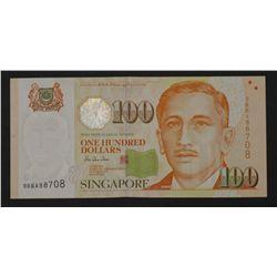 Singapore 1999 $100