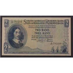 South Africa 1962/5 2 Rands