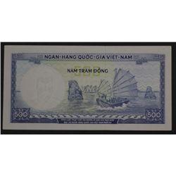 South Vietnam 500 Dong