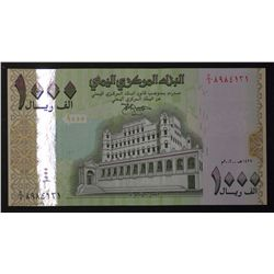 Yeman/Arab Republic 1000 Rials