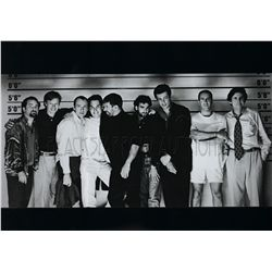 Limited Edition MGM Photograph of Director Bryan Singer and the Cast of The Usual Suspects