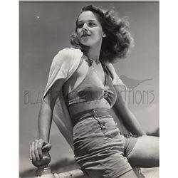 Ernest Bachrach Original Portrait of Janet Blair