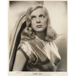 Lizabeth Scott Original Vintage Studio Photo