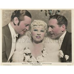 Mae West Original Vintage Photo Still from Goin' to Town