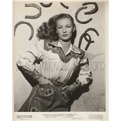 Veronica Lake Original Vintage Photo Still from Ramrod