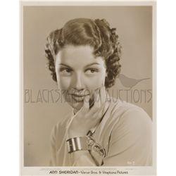 Ann Sheridan Original Vintage Studio Photo