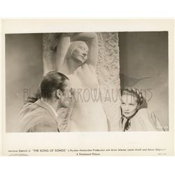 Marlene Dietrich Original Vintage Photo from The Song of Songs