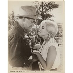 Marilyn Monroe and Clark Gable Original Vintage Photo Still from The Misfits