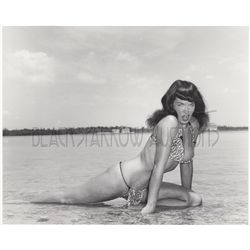 Bettie Page Original Photo by Bunny Yeager