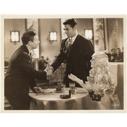 Jean Harlow and Clark Gable Original Vintage Photo Still from Hold Your Man
