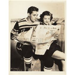 Rita Hayworth Original Vintage Photo Still from The Game That Kills