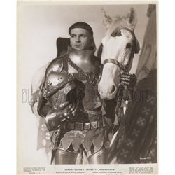 Laurence Olivier Original Vintage Photo Still from Henry V