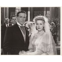 Rare Lawrence Tierney and Audrey Long Original Vintage Photo Still from Born to Kill