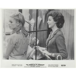 The Umbrellas of Cherbourg collection of (10) original still photos