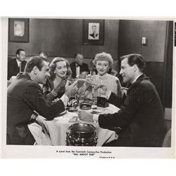 All About Eve collection of (5) original still photos