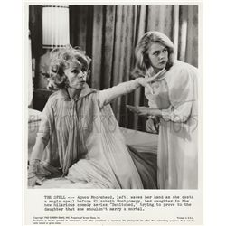 Bewitched collection of (10) original still photos