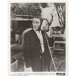 Mr. Ed collection of (6) original still photos