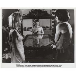 Collection of (8) original stills from Performance featuring Mick Jagger