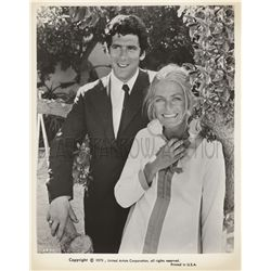 Elliott Gould and Nina van Pallandt collection of (8) original stills from The Long Goodbye