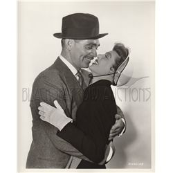 Clark Gable collection of 4 original stills from After Office Hours, Band of Angels, Key to the City
