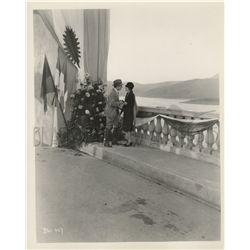 Greta Garbo collection of (3) original stills from The Temptress