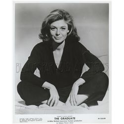 Dustin Hoffman and Anne Bancroft collection of (6) original stills from The Graduate