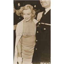 Marilyn Monroe collection of (4) original stills from Bus Stop, The Prince