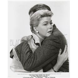 James Stewart and Doris Day collection of (4) original stills from The Man Who Knew Too Much