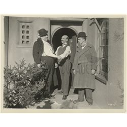 Stan Laurel and Oliver Hardy collection of (2) original stills from Big Business