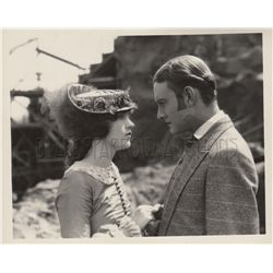 Marion Davies and Conrad Nagel collection of (10) original stills from Lights of Old Broadway