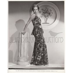 Dorothy Lamour glamour portraits collection of (2) original stills including Riding High
