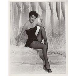 Ava Gardner glamour portraits collection of (4) original portraits by Virgil Apger