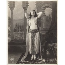 Vaudeville stage and opera stars 1920s-1930s collection of (5) original portraits