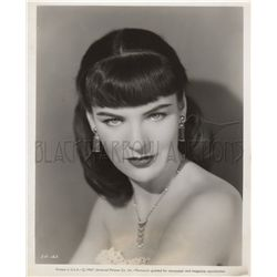 Ella Raines collection of (4) original portraits from Time Out of Mind and The Web