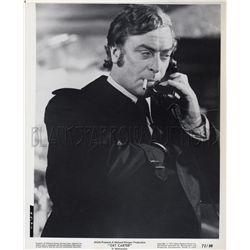 Michael Caine, Britt Ekland, and Geraldine Moffat collection of (7) original stills from Get Carter