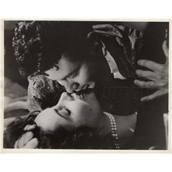 Elizabeth Taylor, Eddie Fisher, and others collection of (6) original stills from Butterfield 8