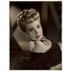 Ann Sothern collection of (3) original vintage portraits